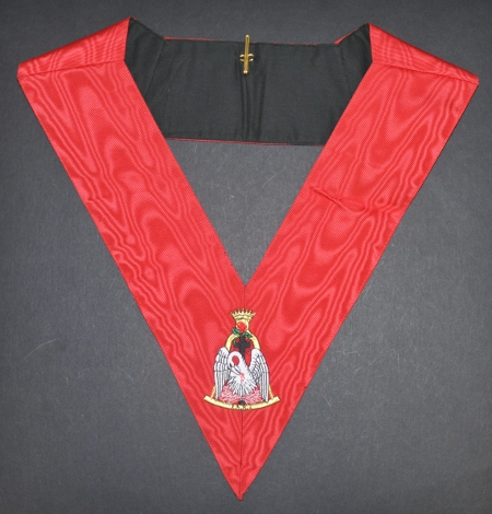 AASR - 18th Degree Collar