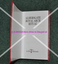 Royal Arch - Aldersgate Ritual [Pocket Edition]