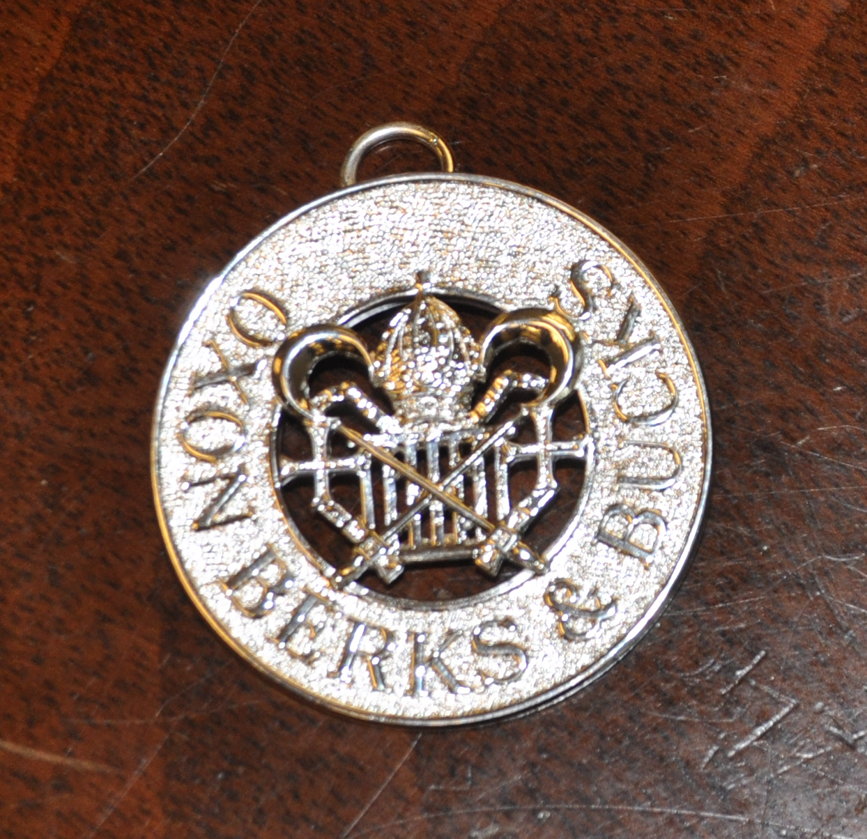 Allied Masonic Degree - District Grand Officers Collar Jewel