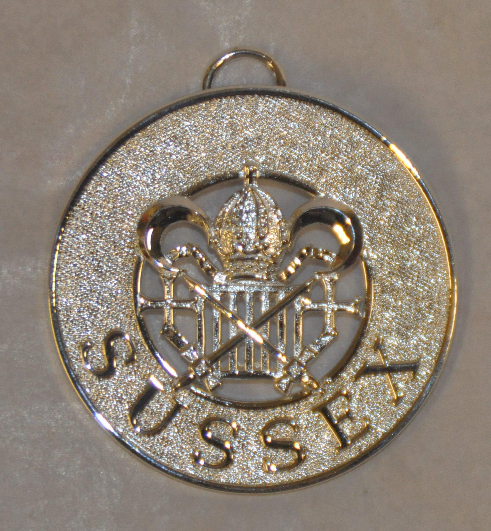 Allied Masonic Degree - District Grand Officer Collar Jewel - Past or Active