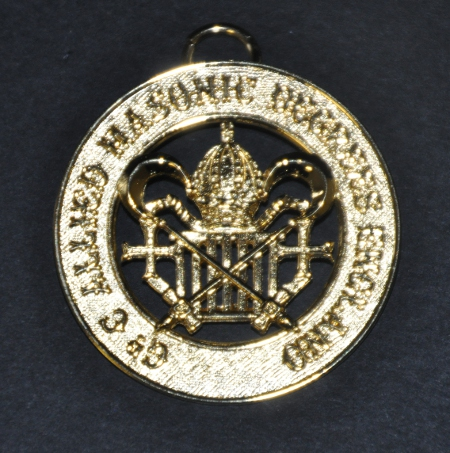 Allied Masonic Degree - Grand Council Collarette Jewel