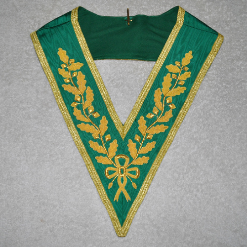 Allied Masonic Degree - Grand Council Collar (Dress)