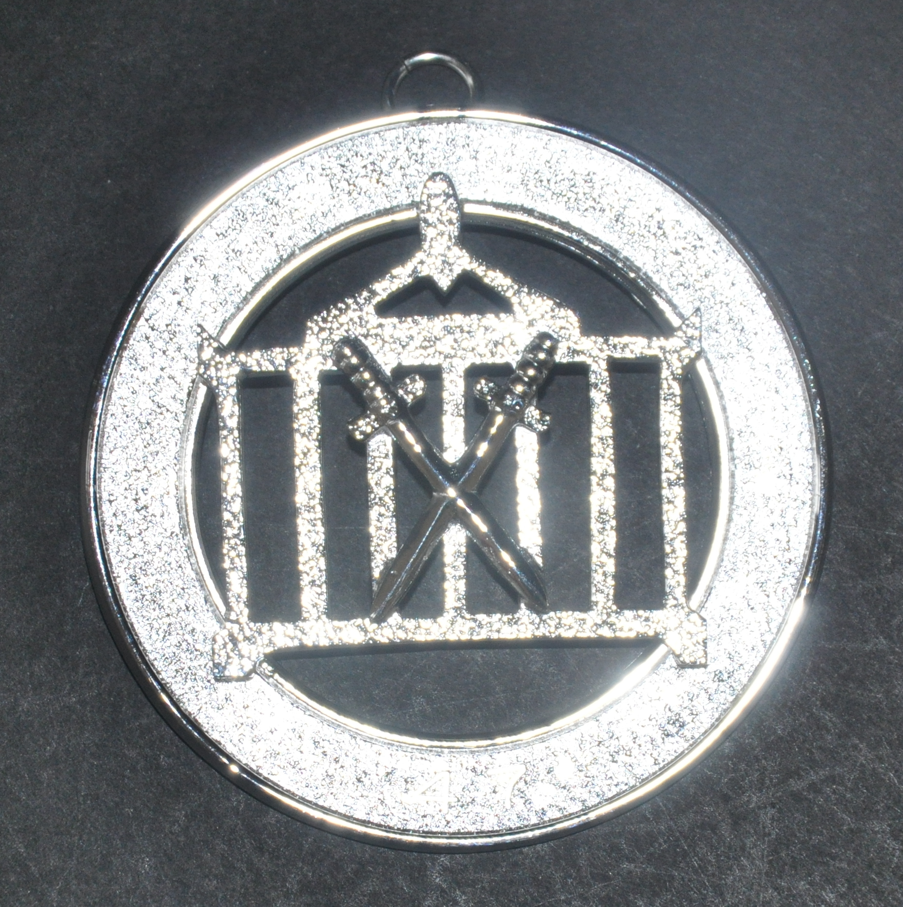 Allied Masonic Degree - Lodge Officer Collar Jewel