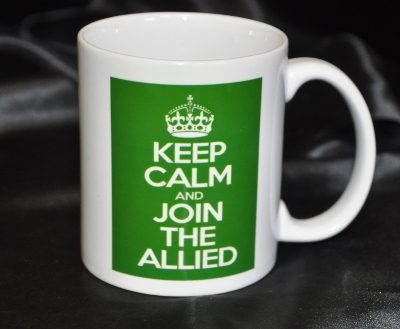 Allied Masonic Degrees - Mug - Keep Calm and Join the Allied