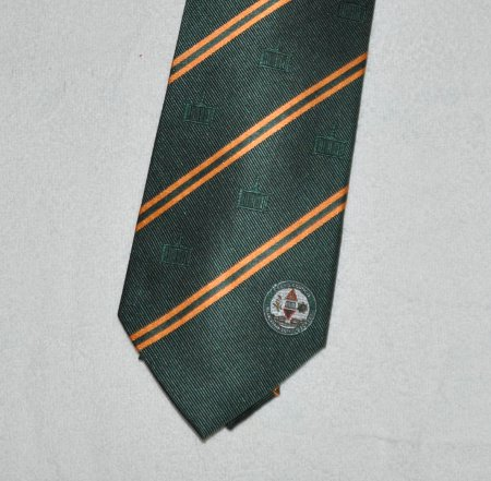 Tie - Allied Masonic Degree - silk