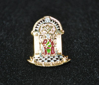 Order of Athelstan Gold Plated Lapel Pin
