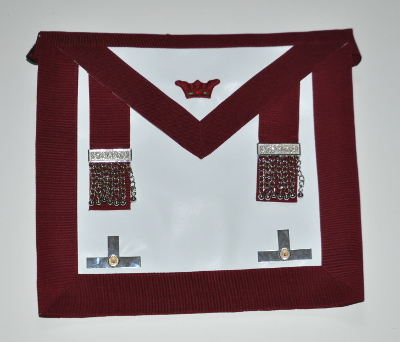 Order of Athelstan Past Masters Apron