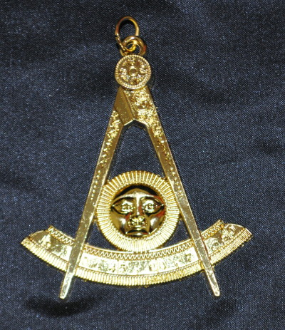 Order of Athelstan Provincial Collar Jewel - Eminent Grand Prior (Active)