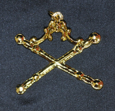 Order of Athelstan Provincial Collar Jewel - Marshall (Active)