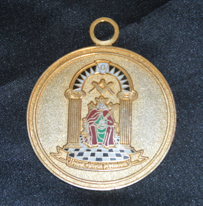 Order of Athelstan Provincial Collar Jewel (Past)