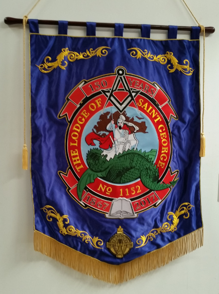 Lodge / Chapter / Council Bepsoke Banners