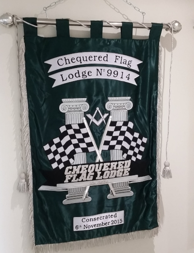 Lodge / Chapter / Council Bespoke Banners