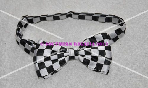 Bow Tie - Chequered / Checkered