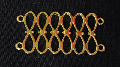 Mark Chain Metalwork - 6 Bows
