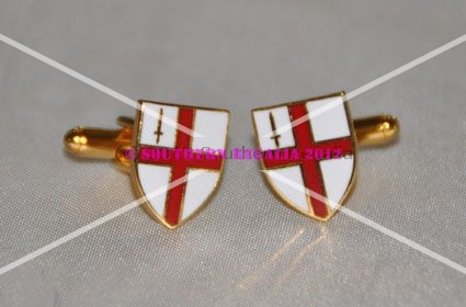 City of London Enamel Cufflinks