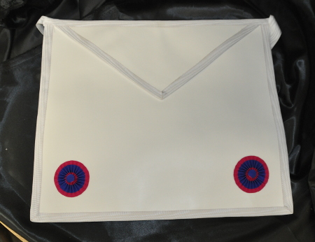 Co-Masons Fellow Craft Apron - Finest Leather