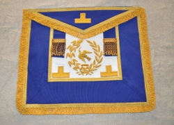 Grand Officers Full Dress Embroidered Apron - Spain / Espana