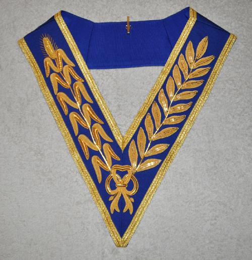 Craft Grand Officers : Southern Regalia, Masonic Regalia