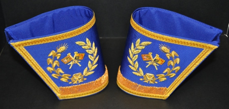 Craft Grand Officers Gauntlets