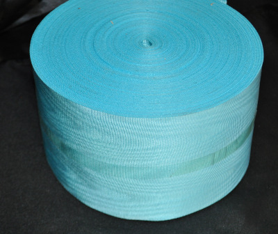 Craft Light Blue Ribbon - 100mm (1 metre)