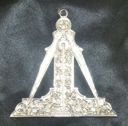 Craft Lodge Officers Collar Jewel - Almoner