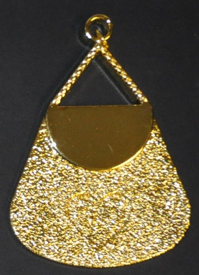 Craft Lodge Officers Collar Jewel - Almoner - Gilt