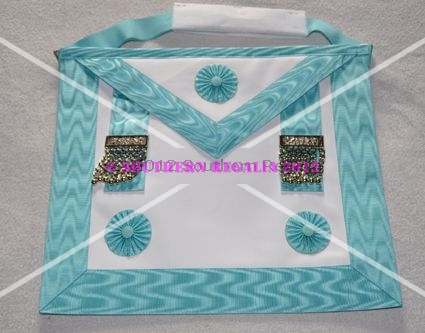 Craft Master Masons Apron - Leather