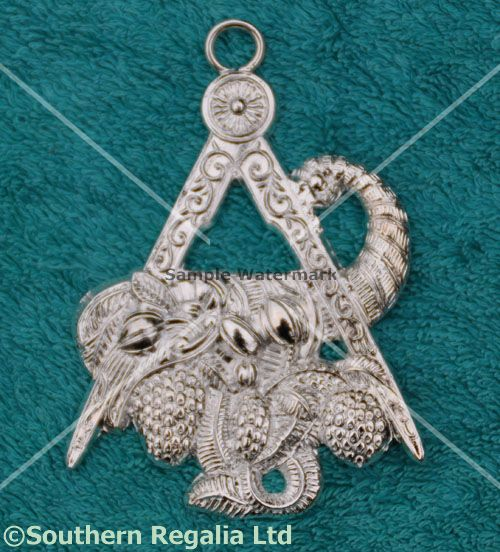 Craft Lodge Officers Collar Jewel - Steward