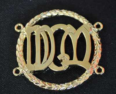 Craft Chain Metalwork - DDGM Letters only