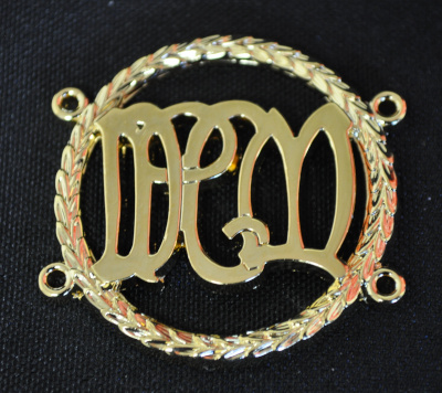 Craft Chain Metalwork - DPGM Letters only