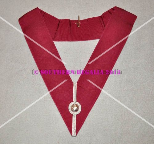Provincial Stewards Collar [Active Rank] - Large - Magenta