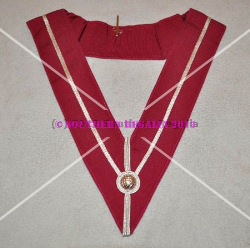 Provincial Stewards Collar [Past Rank] - Magenta