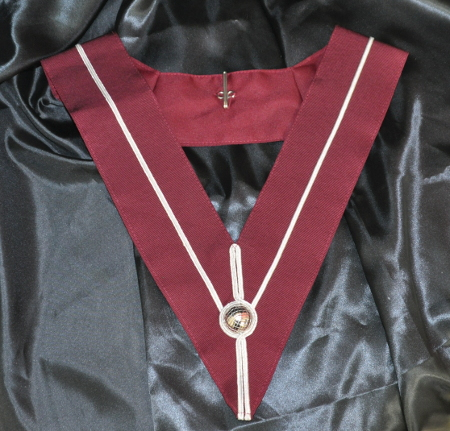 Provincial Stewards Collar [Past Rank] - Maroon