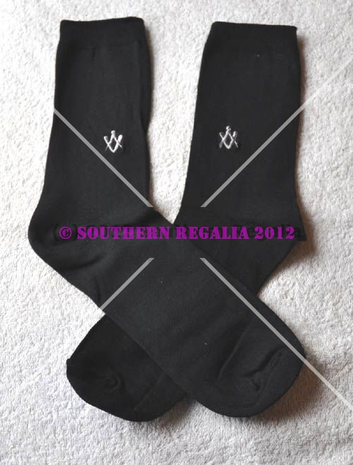Masonic Socks (Small UK 6-8)