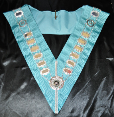 Craft WM Chain Collar - Nameplates #2 (28 names)