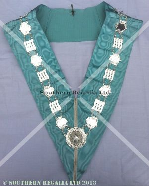 Craft WM Chain Collar - Shield & Gate style (70 names)