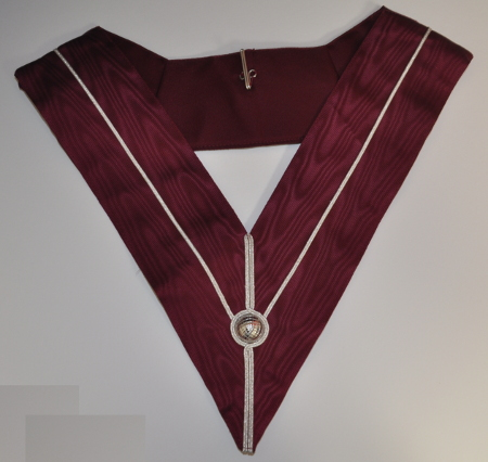 Craft Provincial Grand Stewards Lodge Officers Collar - Past Master