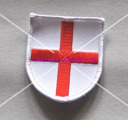 England St. Georges Shield Patch