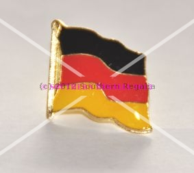Germany Flag Lapel Pin Badge