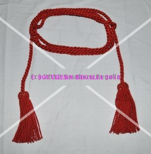 Mantle Cord - Red