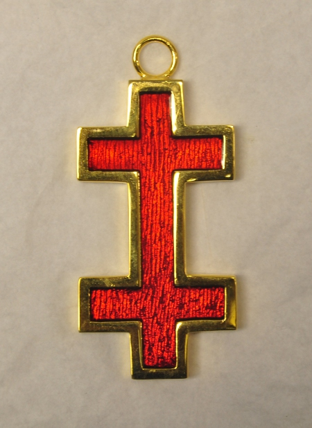 Knights Templar - Great Seneschal - Collarette Jewel