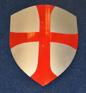 Knights Templar Shield - 500mm