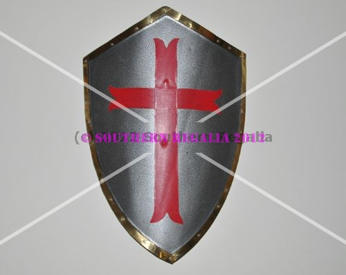 Knights Templar Shield - 600mm