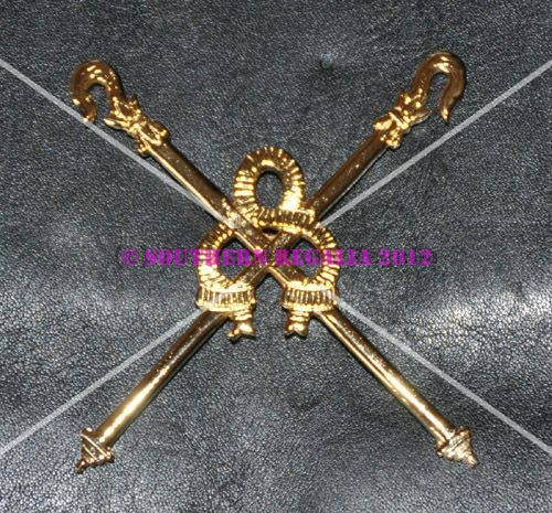 Knights Templar Priest Grand College Croziers