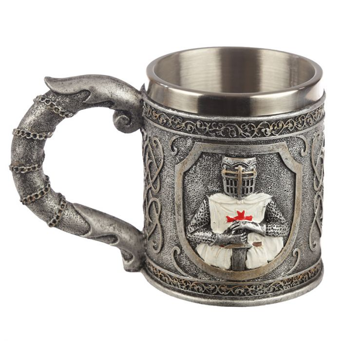 Knight Crusader Tankard