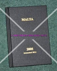 Knights of Malta Ritual 2011 Edition