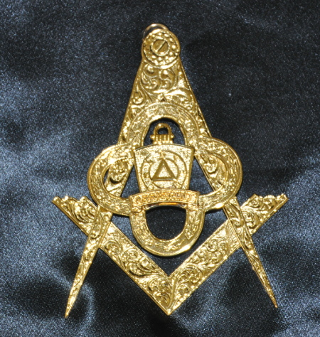 Mark Grand Officers Collar Jewel - Assistant Grand Master
