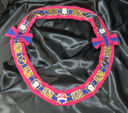 Mark Grand Officer - Chain Collar