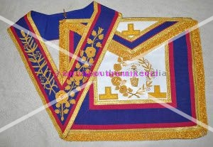 **** Mark Grand Officers Regalia Package ****