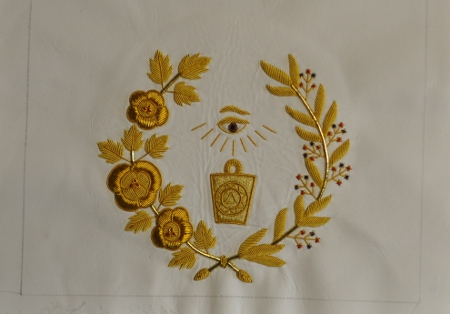 Mark Grand Officers Full Dress Embroidered Skin Replacement